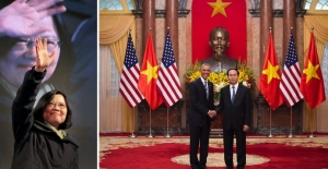 Taiwan stands to benefit from closer US-India-Vietnam alliance