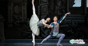 Delightful ballet premieres in Paris and London