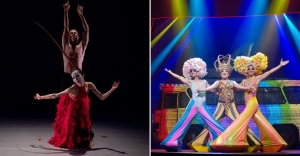 Priscilla soars, HK Ballet dives into dark themes