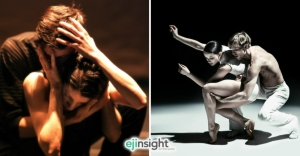 Autumn delight with two contemporary dance shows