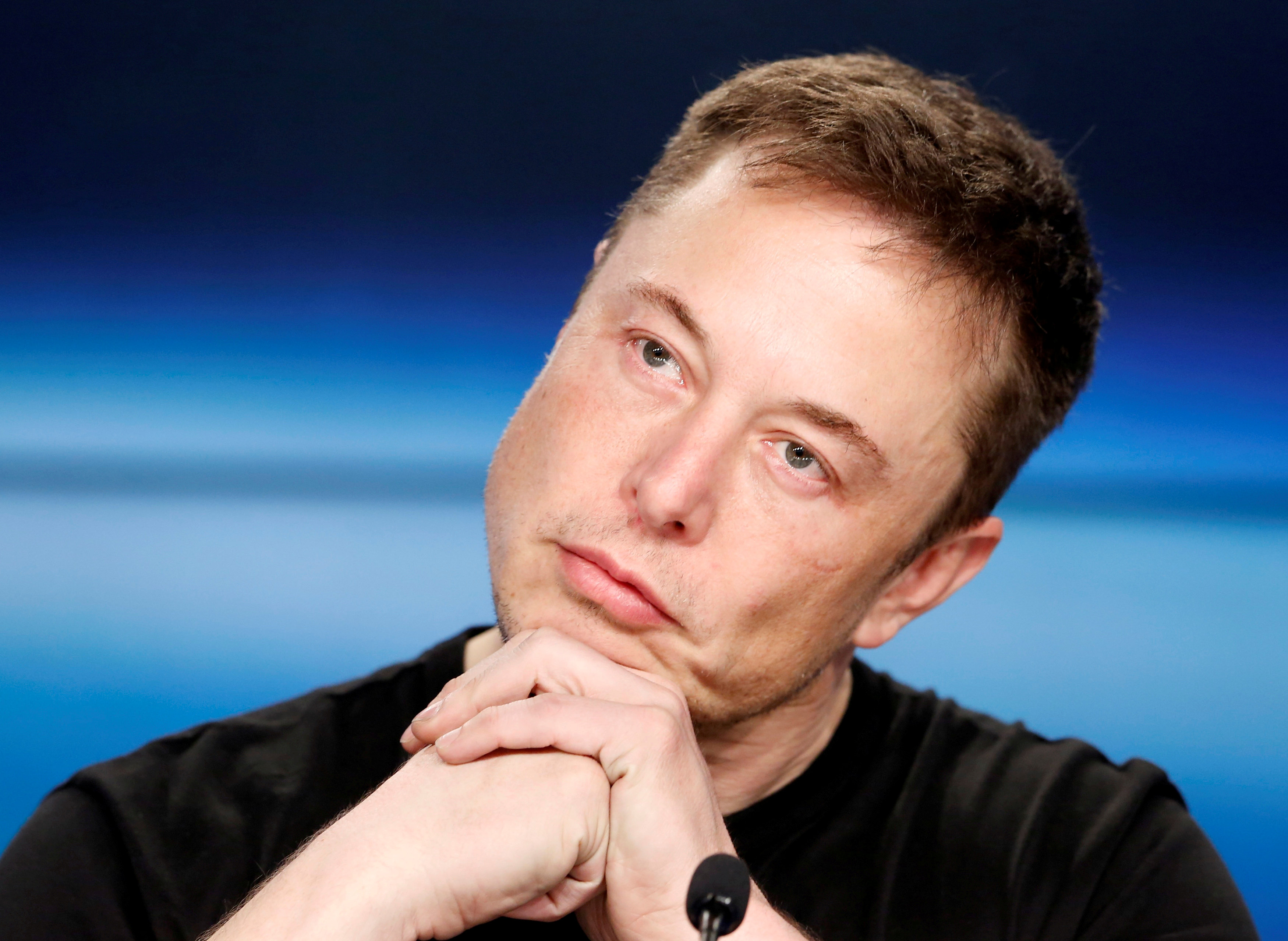 Elon Musk said on Tuesday that taking Tesla private may be the 'best path forward' for the company. Photo: Reuters
