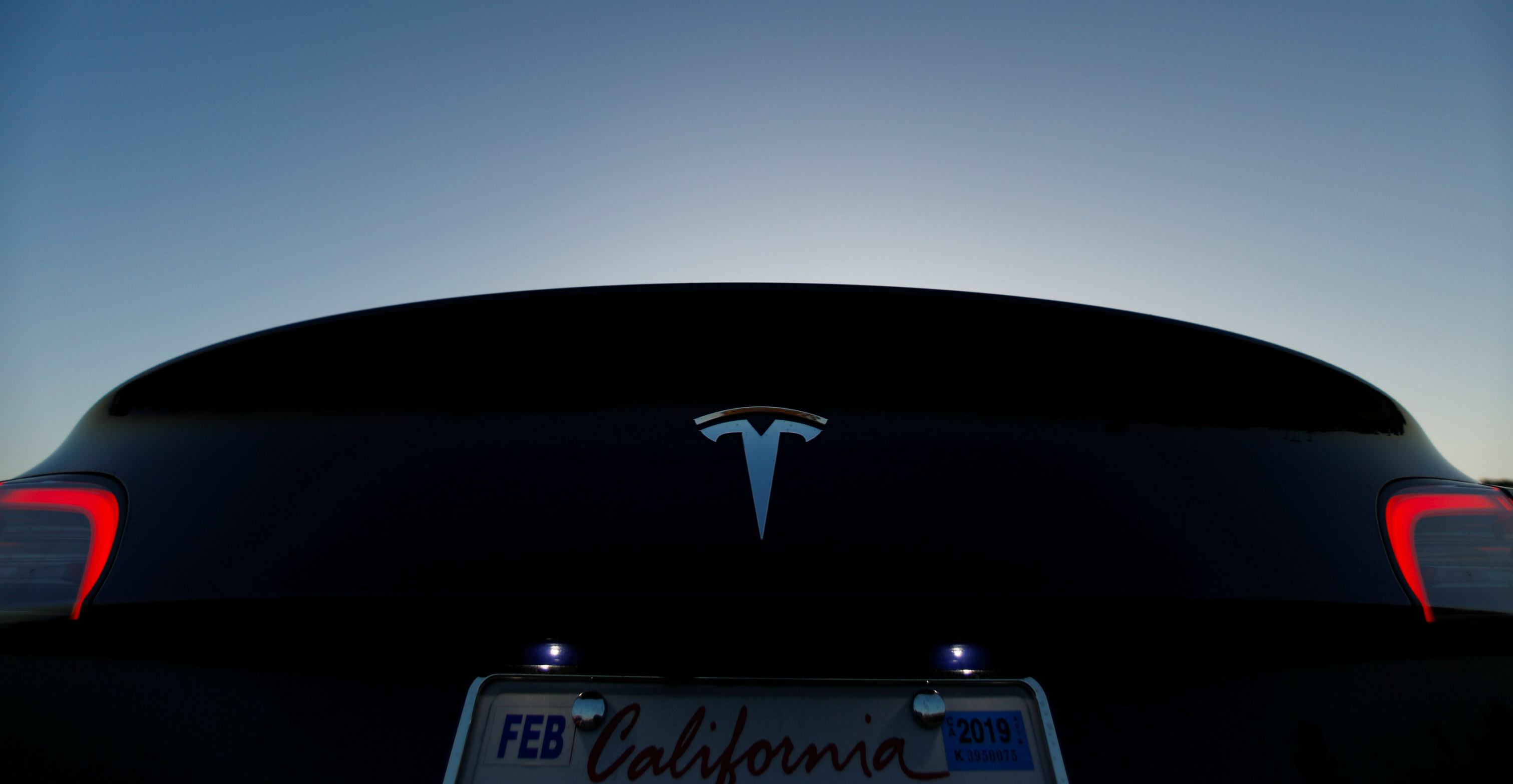 Tesla's Model 3 achieved the top rating, five stars, under the safety ratings program of the US National Highway Traffic Safety Administration, along with several other vehicles. Photo: Reuters