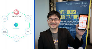 HK startup MediConCen to build blockchain medical ecosystem