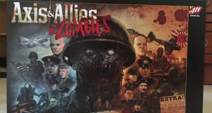 Board game fun: Axis & Allies & Zombies