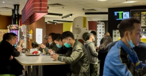 McDonald's HK cuts dine-in hours for 2 weeks to curb virus risk