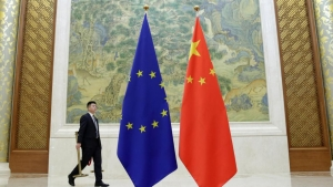 No breakthrough at China-EU summit