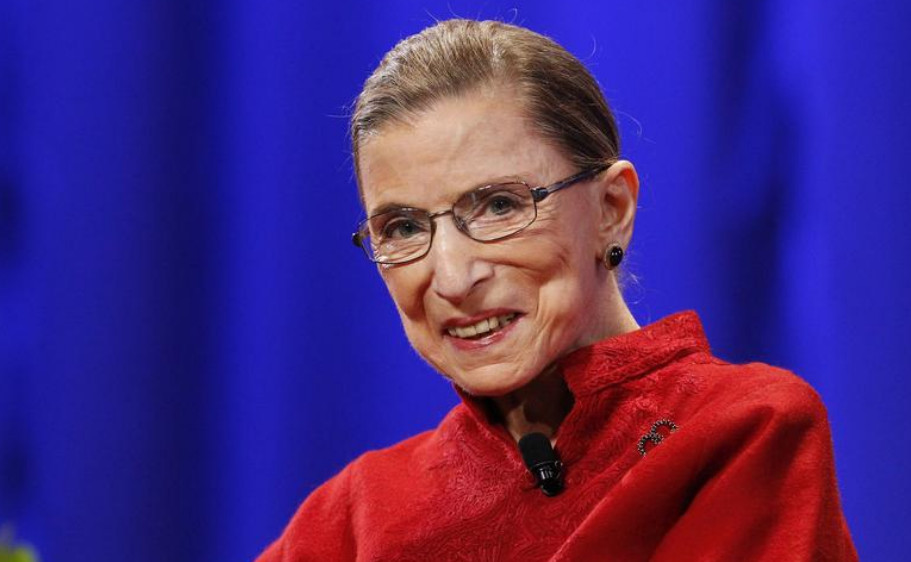 U.S. Supreme Court Justice Ruth Bader Ginsburg Photo: Reuters