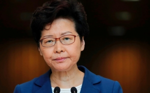 Dictators are immune to criticism: Carrie Lam says she is immune