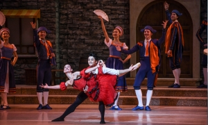 Hong Kong Ballet's welcome return to stage