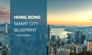 Looking forward to HK's next level of smart city development