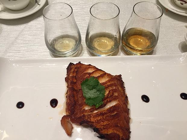博客Minnie King:中菜威士忌對對碰