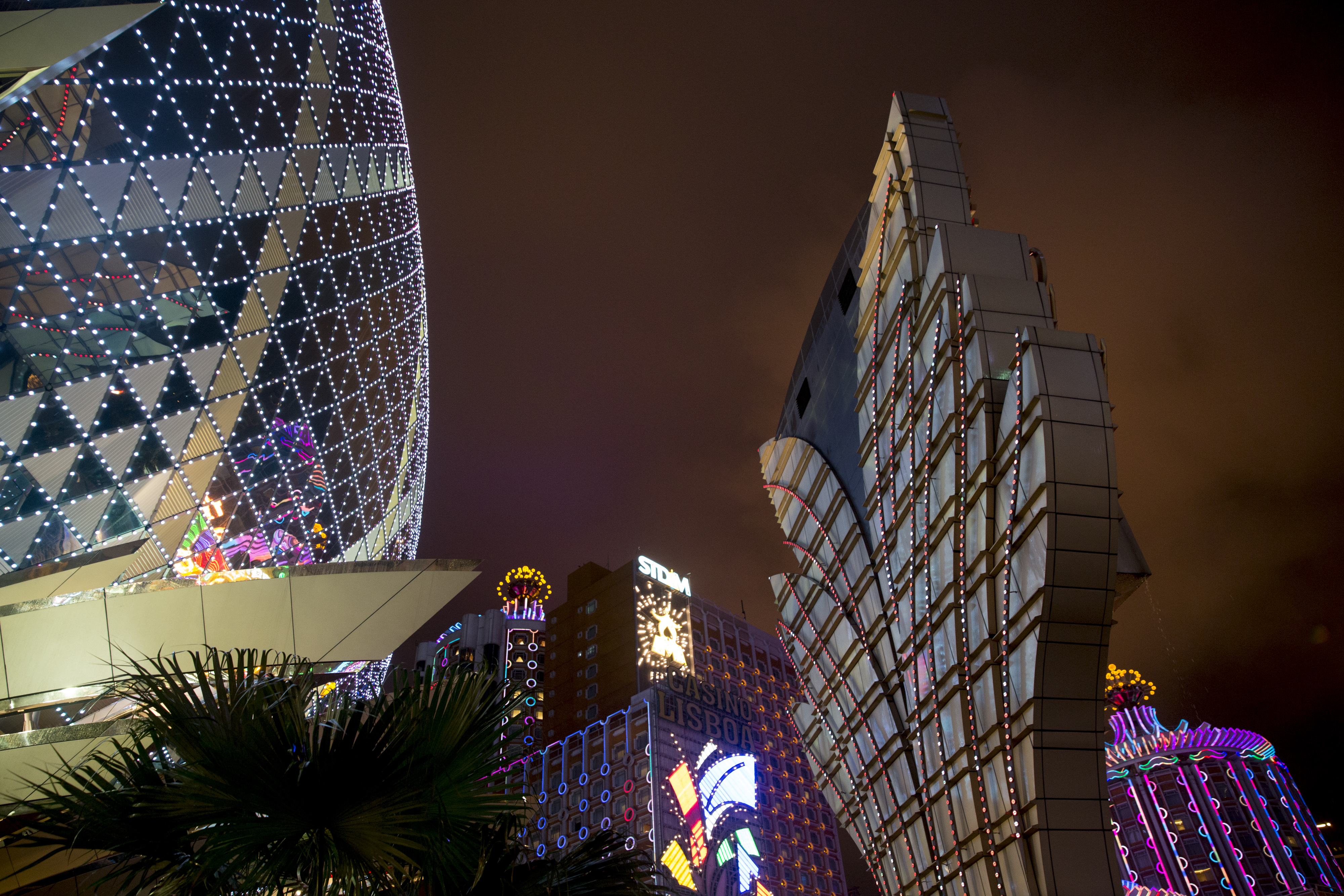 The opening of Macau's gaming market has been a tremendous success but its political development is off to a slow start. Photo: Bloomberg