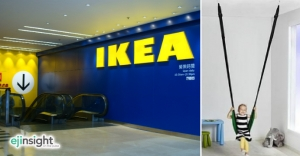 Ikea recalls Gunggung children's swings due to safety concerns