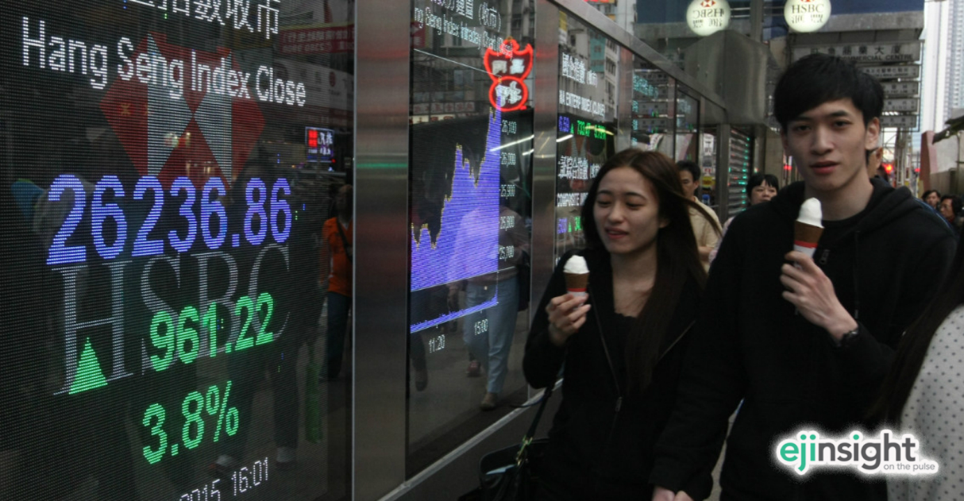 Hong Kong stocks could rise further if Beijing's policy environment remains benign. Photo: HKEJ