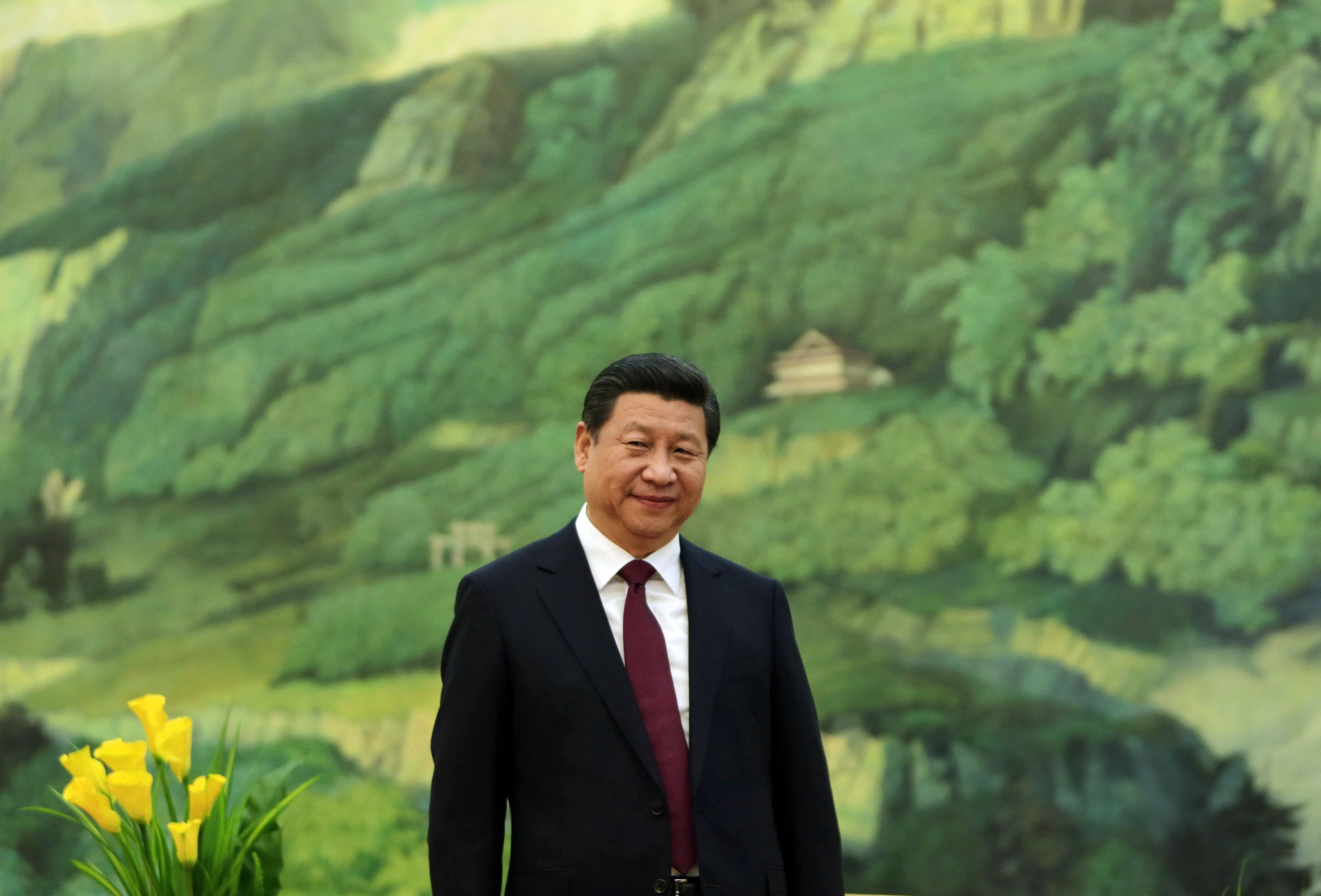 President Xi Jinping is pushing closer commercial and defense ties with Pakistan with which China shares a remote border and longstanding mistrust of their increasingly powerful neighbor, India. Photo: Reuters