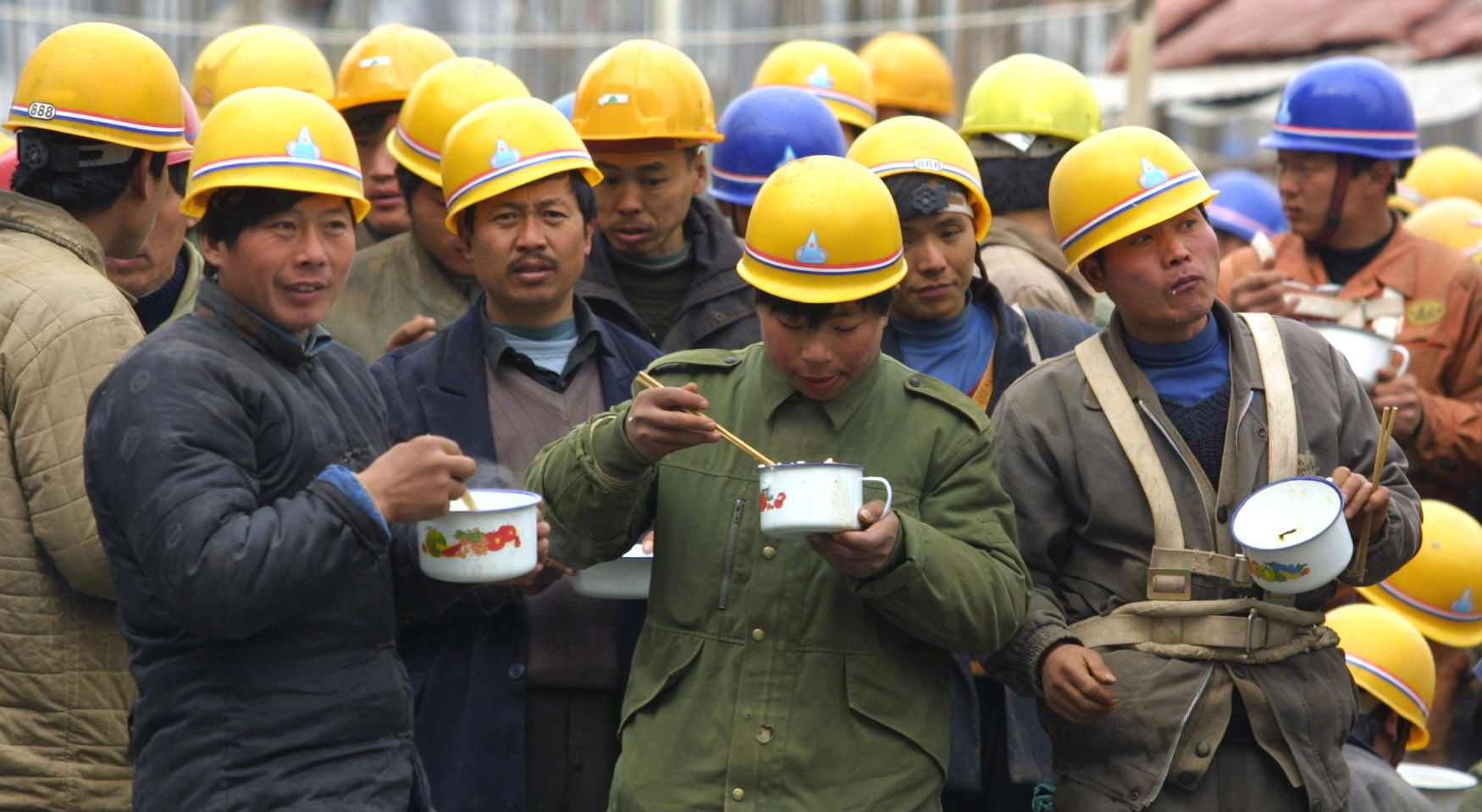 China's migrant labor force, which has propelled the country's rapid economic growth, is now mostly exhausted, economists say. Photo: Bloomberg