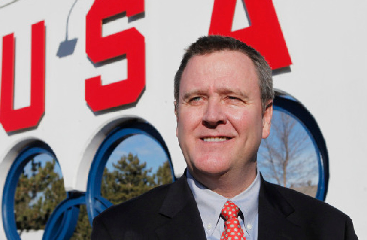 US Olympic Committee chief executive Scott Blackmun still hopes to pick a US candidate to compete for the Games. Photo: AP
