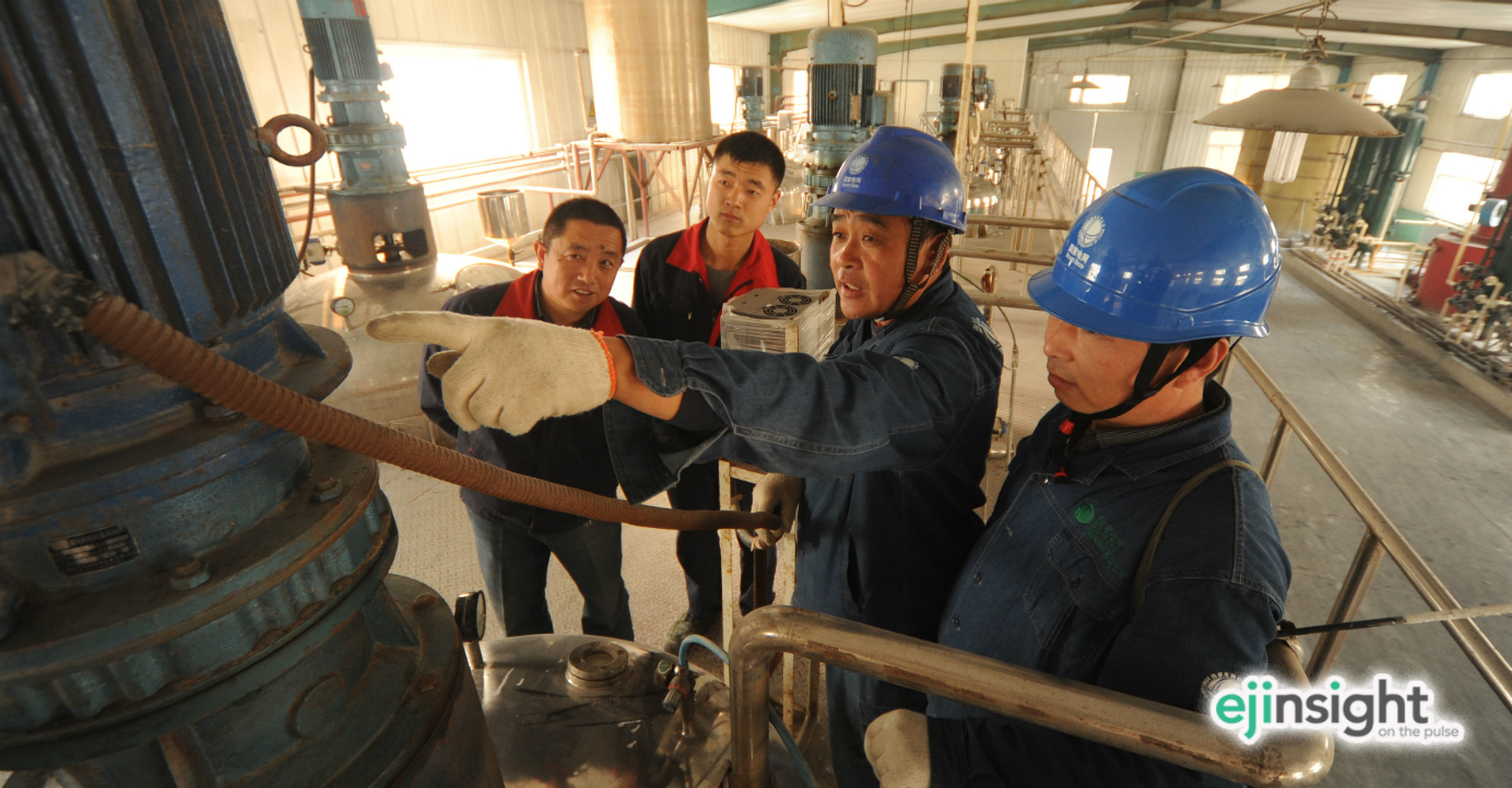 Chinese engineers inspect a power station. China has introduced direct power selling by generators to large users in a limited number of regions. Photo: Xinhua