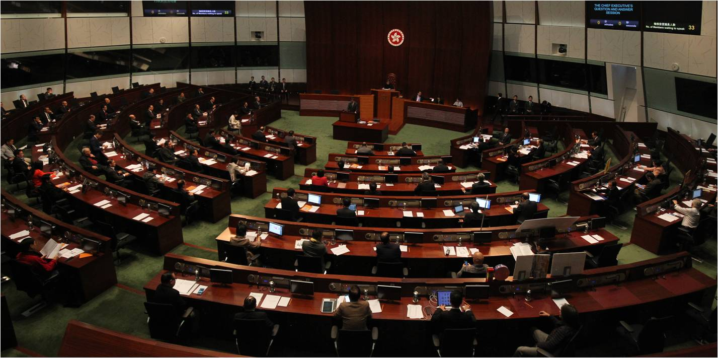 It won't be easy for opposition groups to boost their seats in the LegCo to an extent where they can pose a serious challenge to the establishment camp. Photo: HKEJ
