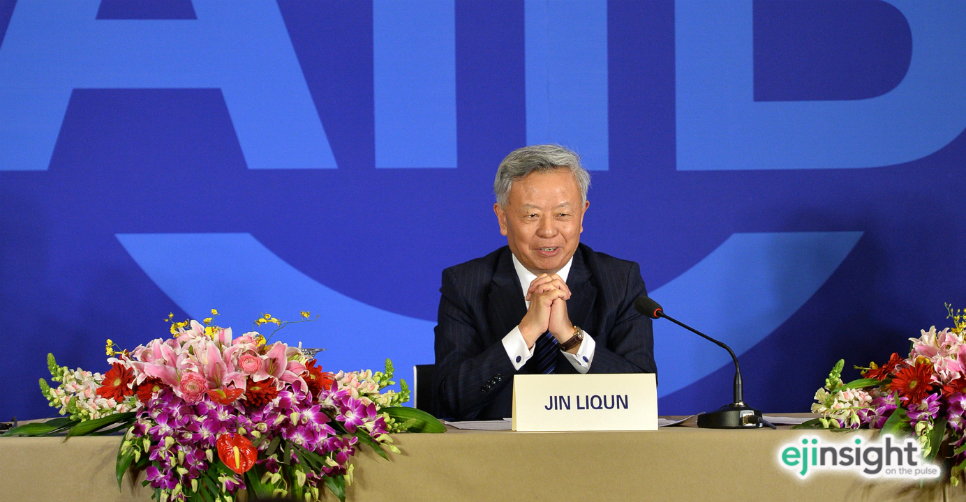 Jin Liqun said recently that the AIIB will try to include Hong Kong as a member. Photo: Xinhua