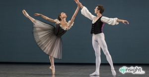 How Paris Opera Ballet paid tribute to Balanchine
