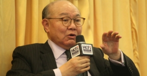 Why Woo Kwok-hing is the real deal in the CE election