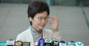 Carrie Lam faces bumpy ride in dealing with outgoing CE