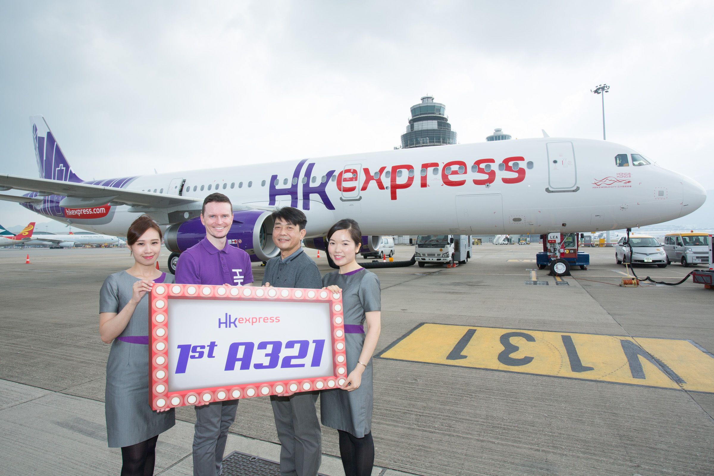 Hong Kong Express, HNA's budget unit, is among the region's fastest-growing airlines. It took merely three years for it to break even as it dominated short routes to tourist hotpots in Japan, Taiwan and Southeast Asia. Photo: HK Express