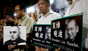 Liu Xiaobo – a grim historical comparison