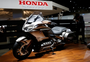 Honda to launch first motorcycle with Apple CarPlay