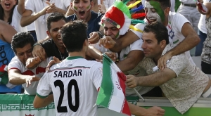 Is Iran an emerging football nation?