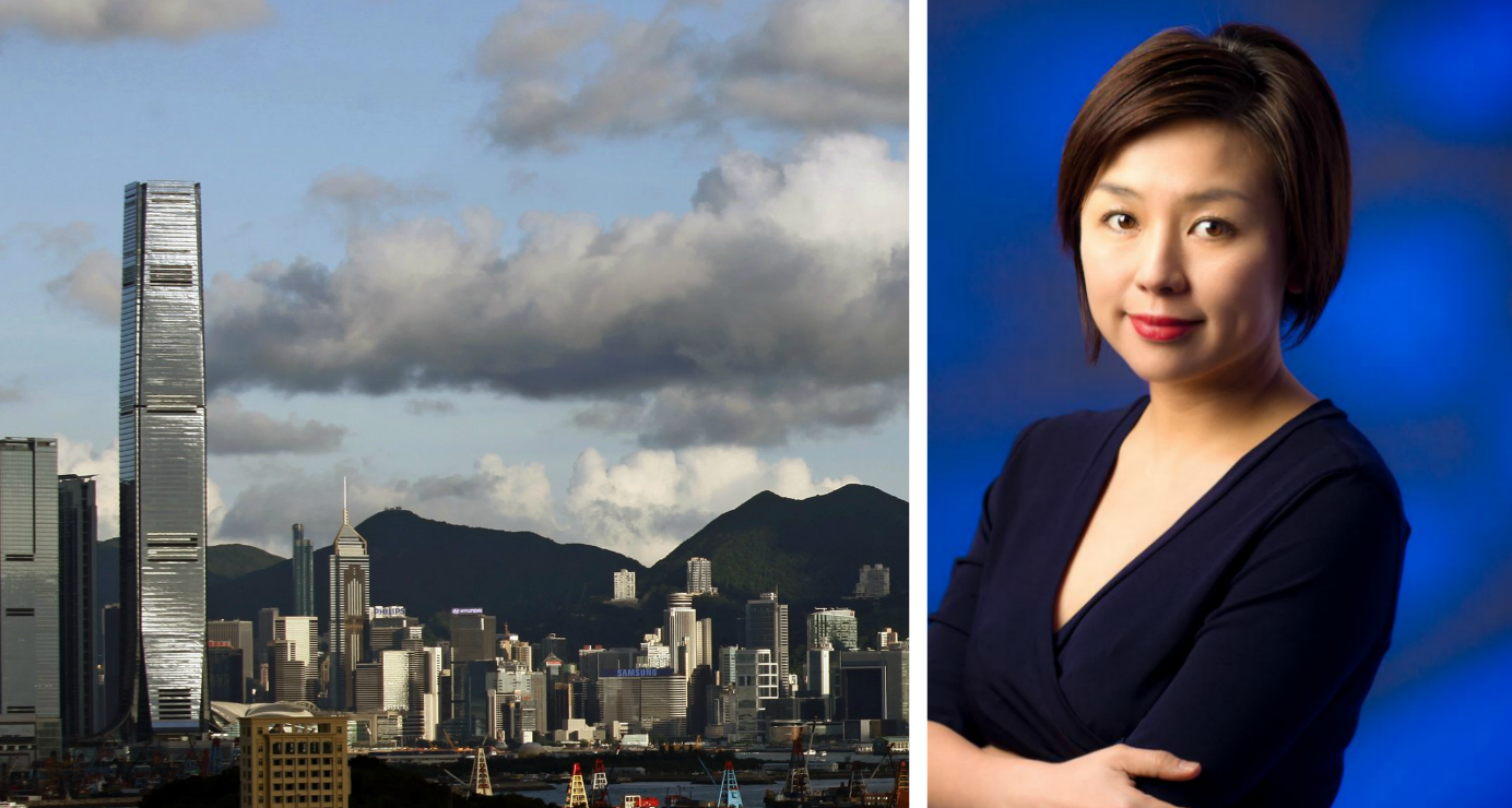 Hong Kong can leverage on its advantages to seize the huge opportunity of blockchain technology development, according to Edith Yeung, partner and head of China at 500 Startups. Photo: Reuters, 500 Startups