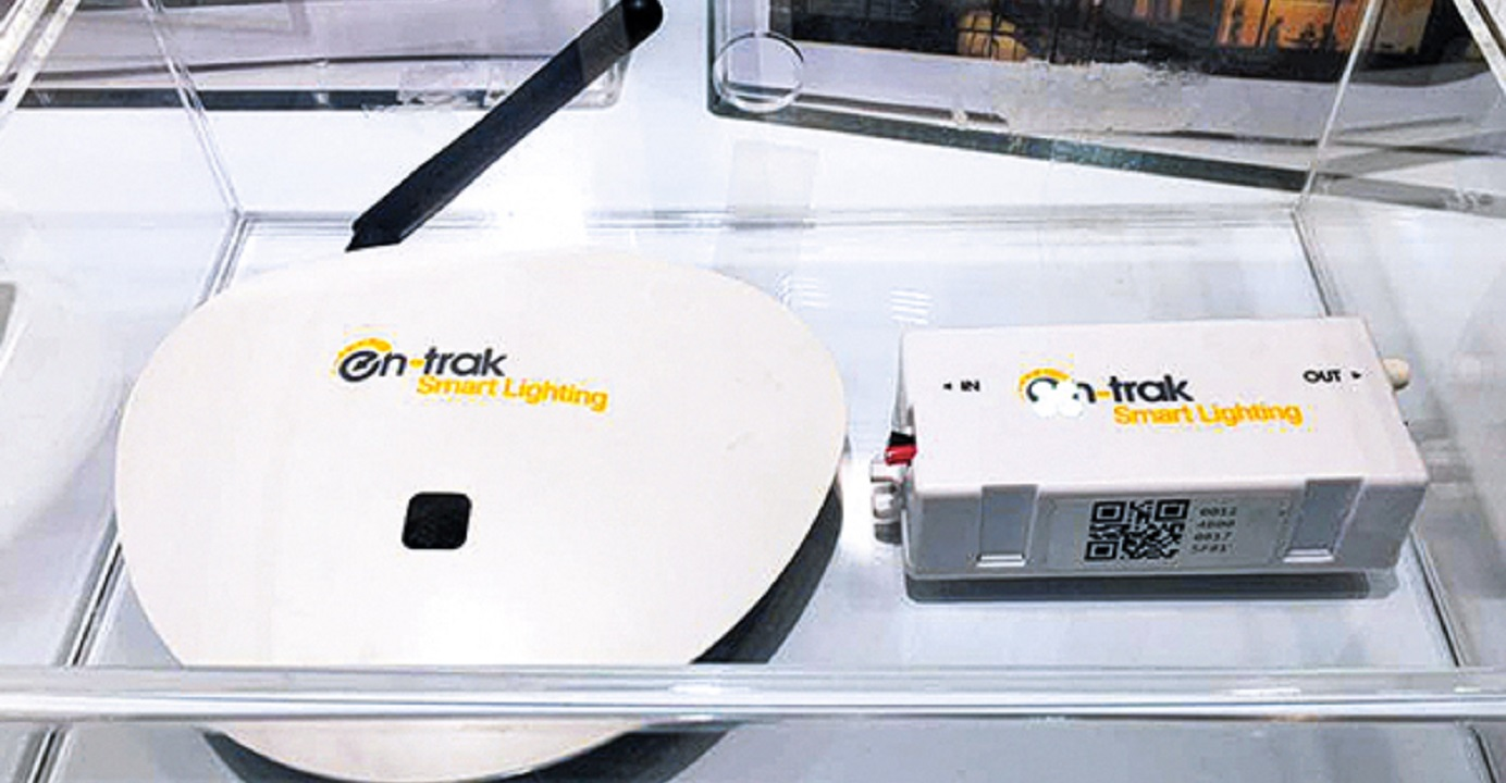 En-trak allows energy data of a building to be stored in the cloud through real-time uploads. Photo: En-trak
