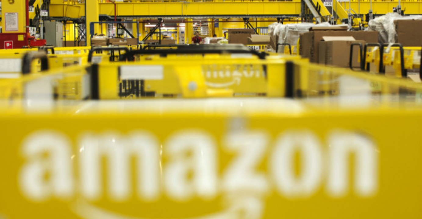 Third-party merchants business is much more profitable for Amazon that its own direct sales. Photo: Bloomberg