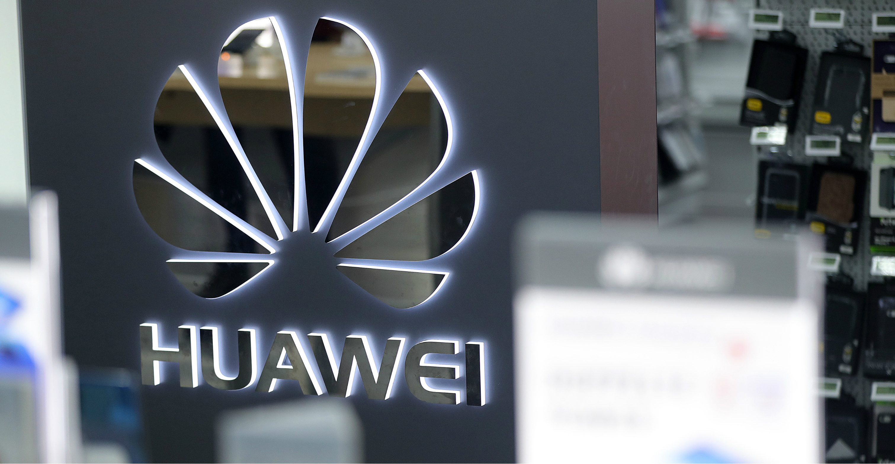 "Huawei on New Year's Day wished followers a ""Happy #2019"" in a tweet marked sent ""via Twitter for iPhone"". Photo: Bloomberg"