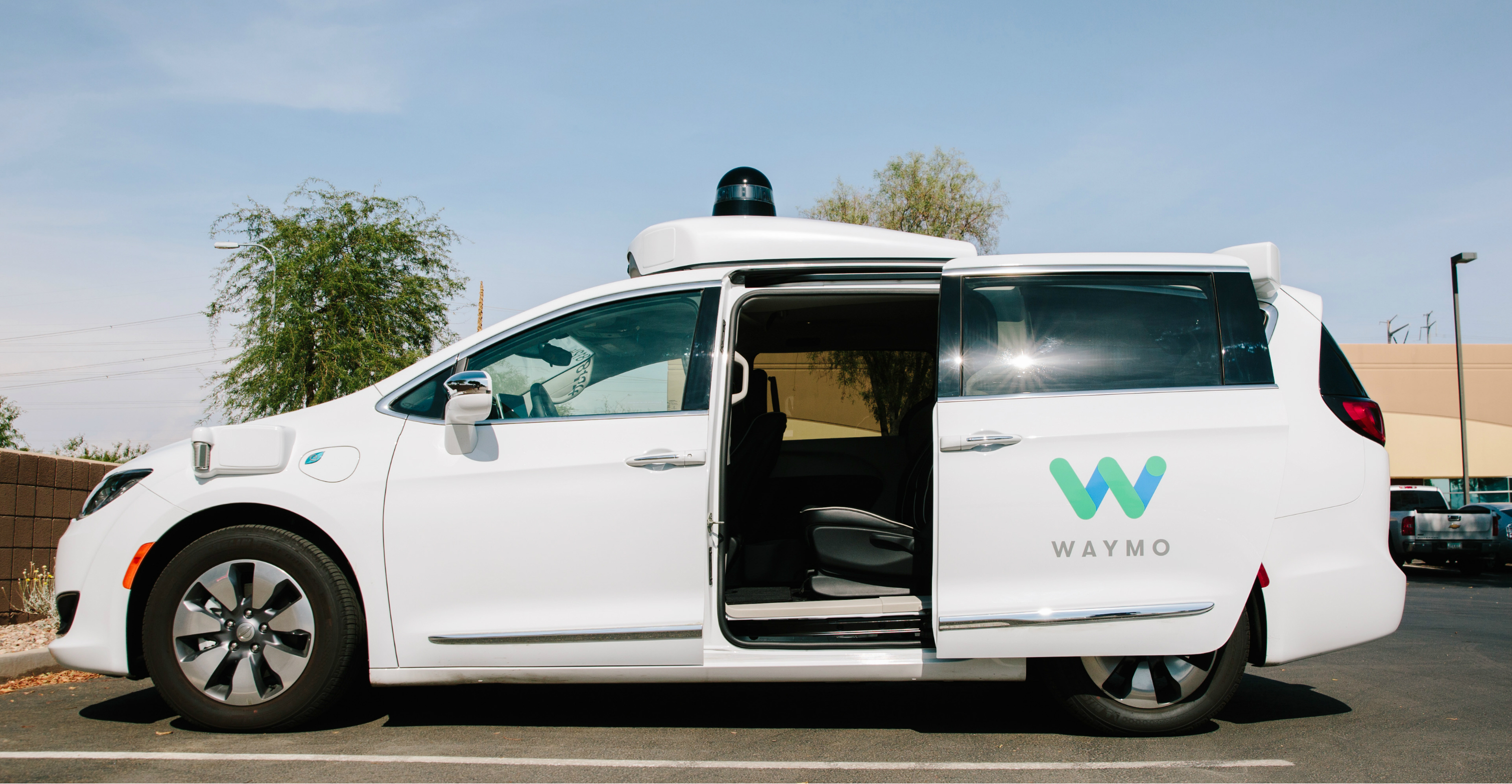 Waymo said the new facility will mass-produce Level 4 autonomous vehicles which can pilot themselves without a human driver under certain conditions. Photo: Bloomberg