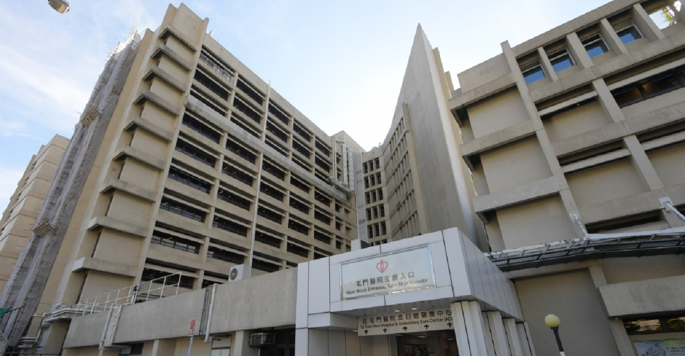 A two-year-old boy was sent to the A&E department of Tin Shui Wai Hospital on Jan. 20 and was later transferred to the pediatric intensive care service of Tuen Mun Hospital. His condition continued to worsen  before he died on Monday. Photo: ISD