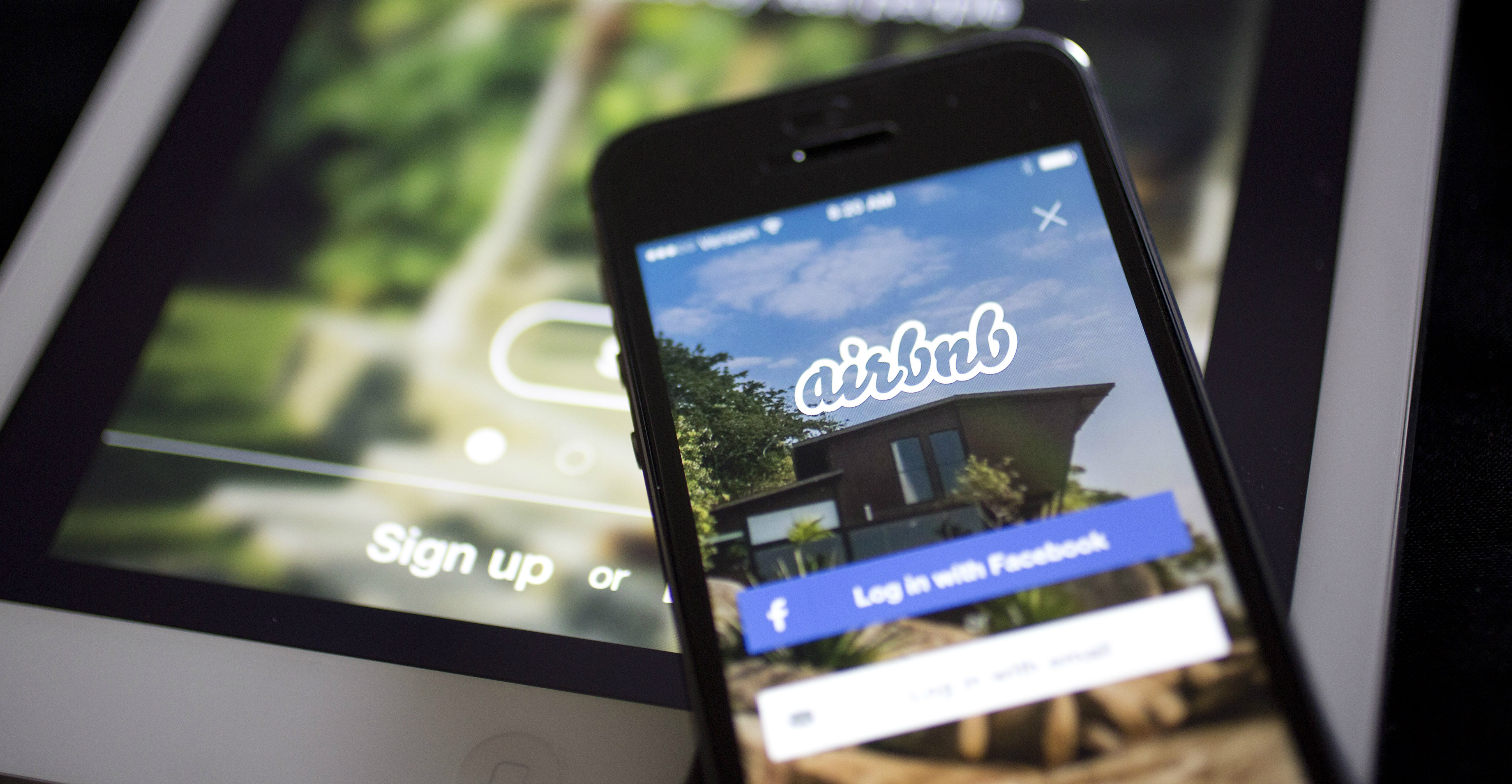 The acquisition is part of Airbnb's strategy to win over travelers who have shied away from the risks and quirks of renting a stranger's home. Photo: Bloomberg