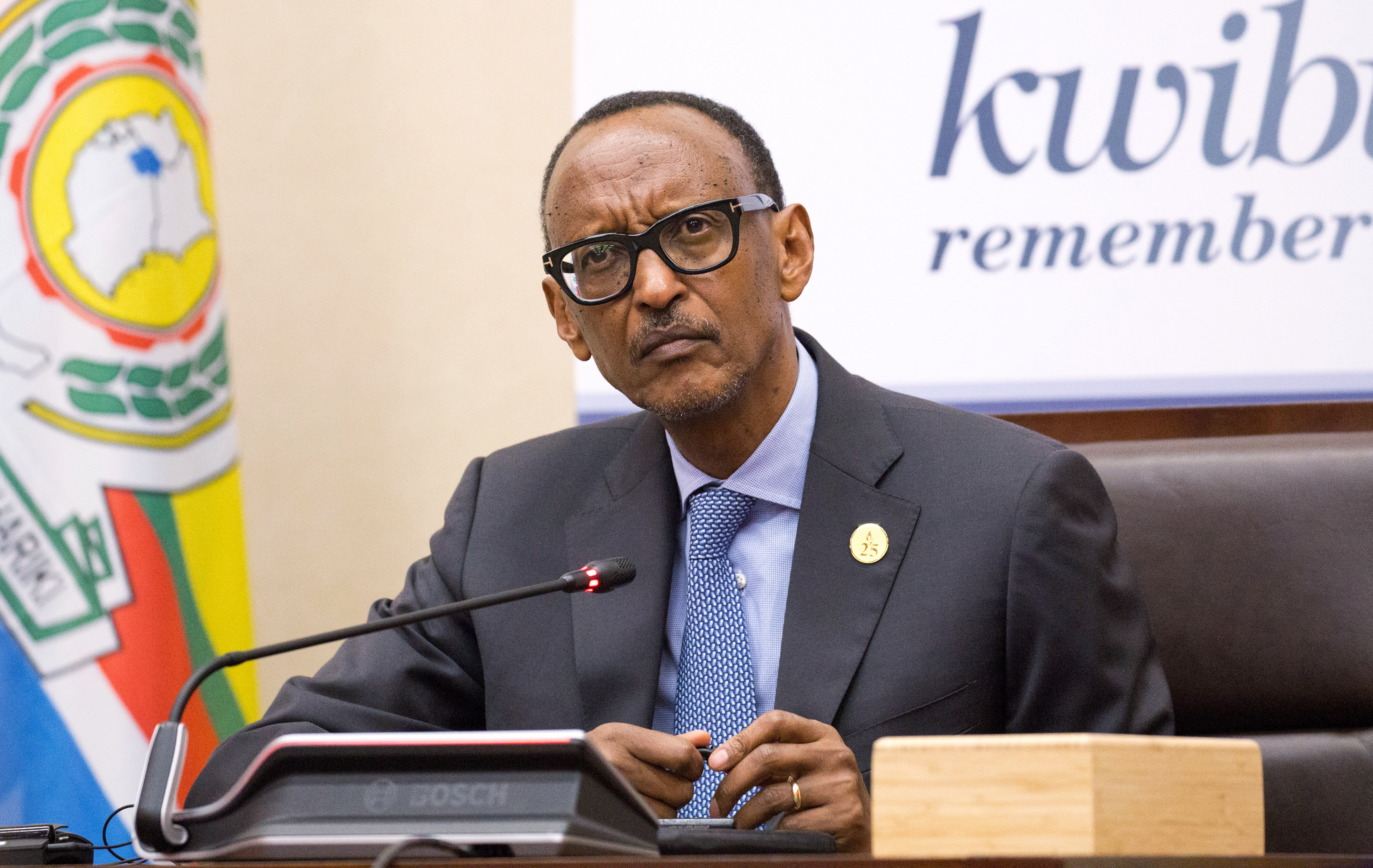 Rwanda's Paul Kagame has won plaudits for his audacious and determined efforts to pursue reforms and transform the nation's economy. Photo: Reuters