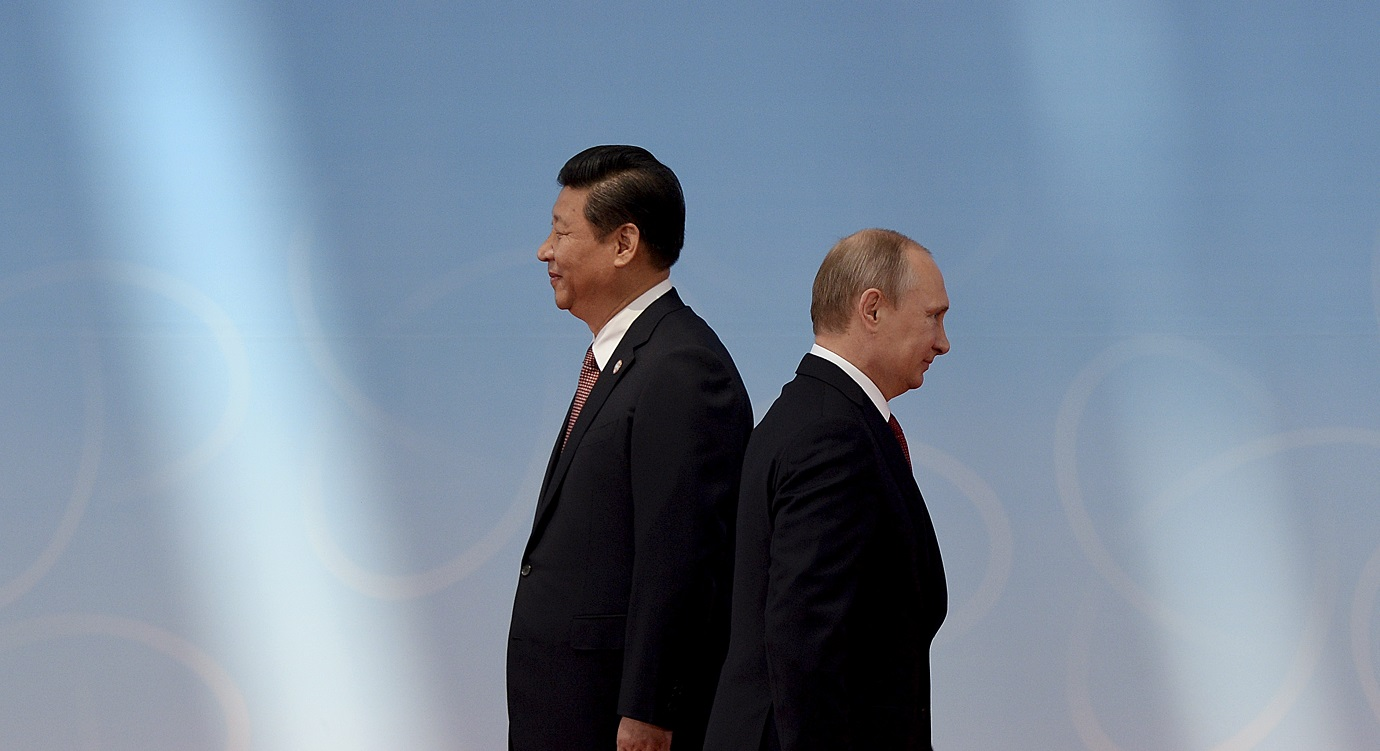 "Chinese President Xi Jinping has called Russian President Vladimir Putin his ""best friend"", and his first foreign visit as president was to Moscow. Photo: Reuters"