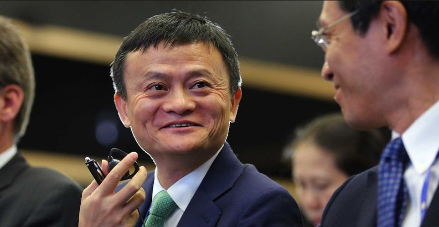 "Alibaba's founder Jack Ma calls the 996 work schedule ""a huge blessing"" and said lots of people won't have a chance to do it even if they want to. Photo: Bloomberg"