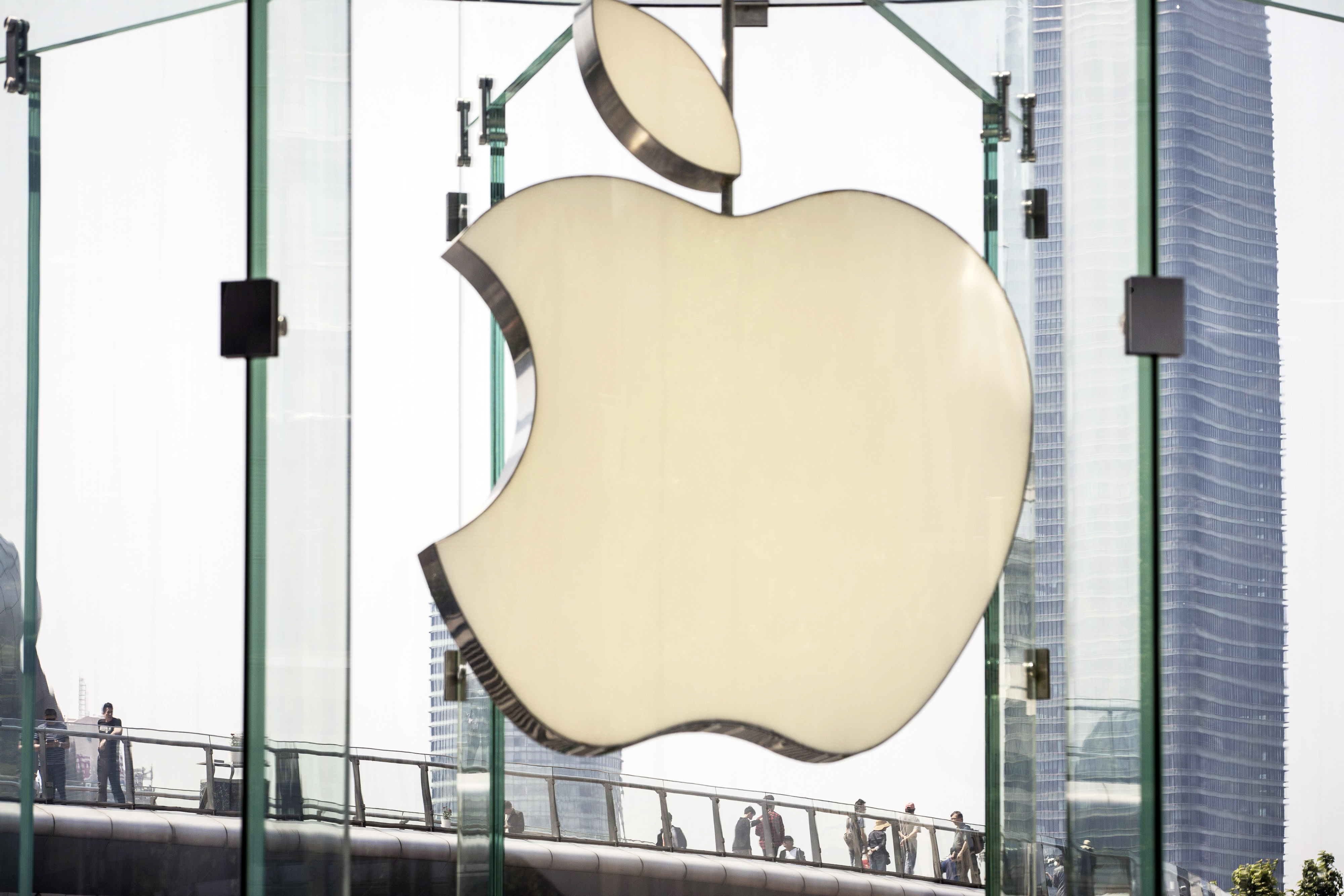Apple has been accused of using its monopoly control to inflate the prices for apps on its App Store. Photo: Bloomberg