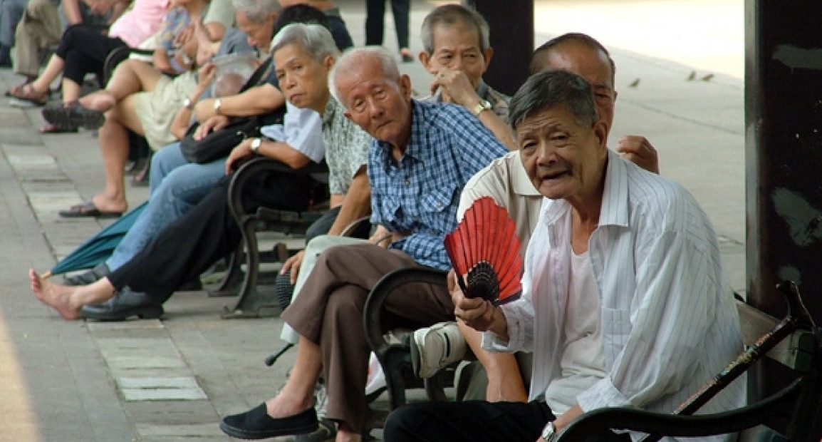 Prevention of falls among the elderly has been identified by the World Health Organization as a public health priority. Photo: RTHK