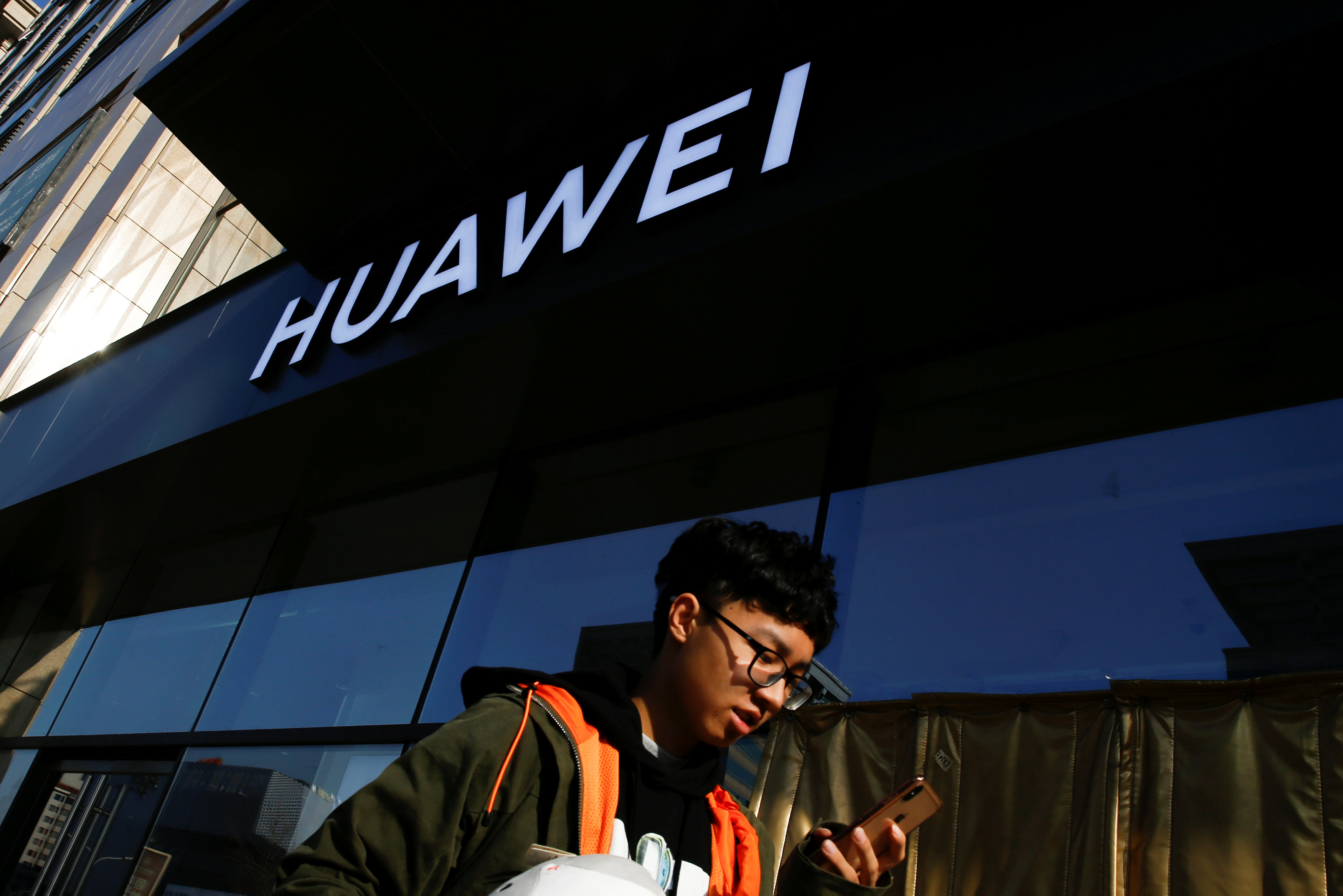 Huawei will launch a proprietary mobile operating system later this year or in early 2020, reports suggest. Photo: Reuters