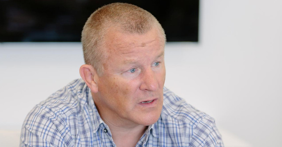 Renowned UK fund manager Neil Woodford apologized to investors earlier this month for suspending redemptions in his flagship equity income fund. Photo: Reuters