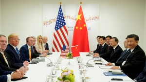 New US-China trade talks: 'We'll see what happens'
