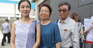 Miss Hong Kong buys three of the smallest flats in the city