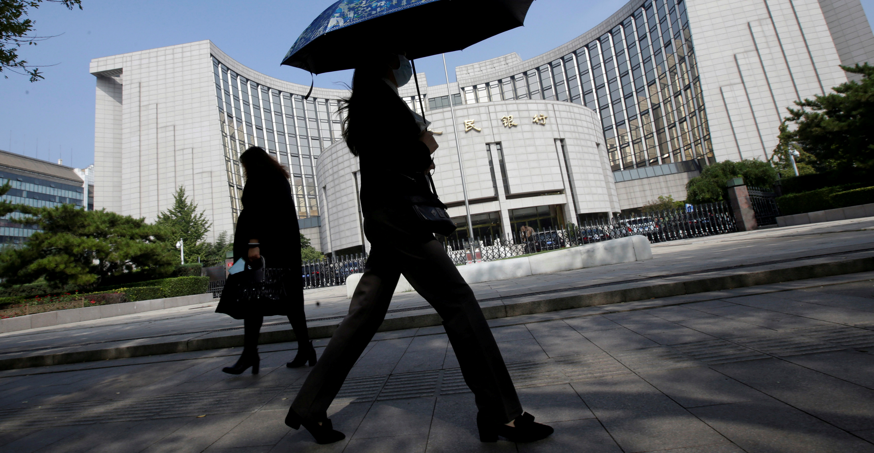 Under the People's Bank of China reform, banks must set rates on new loans using the new loan prime rate as the benchmark for floating lending rates rather than the PBoC benchmark bank lending rate. Photo: Reuters