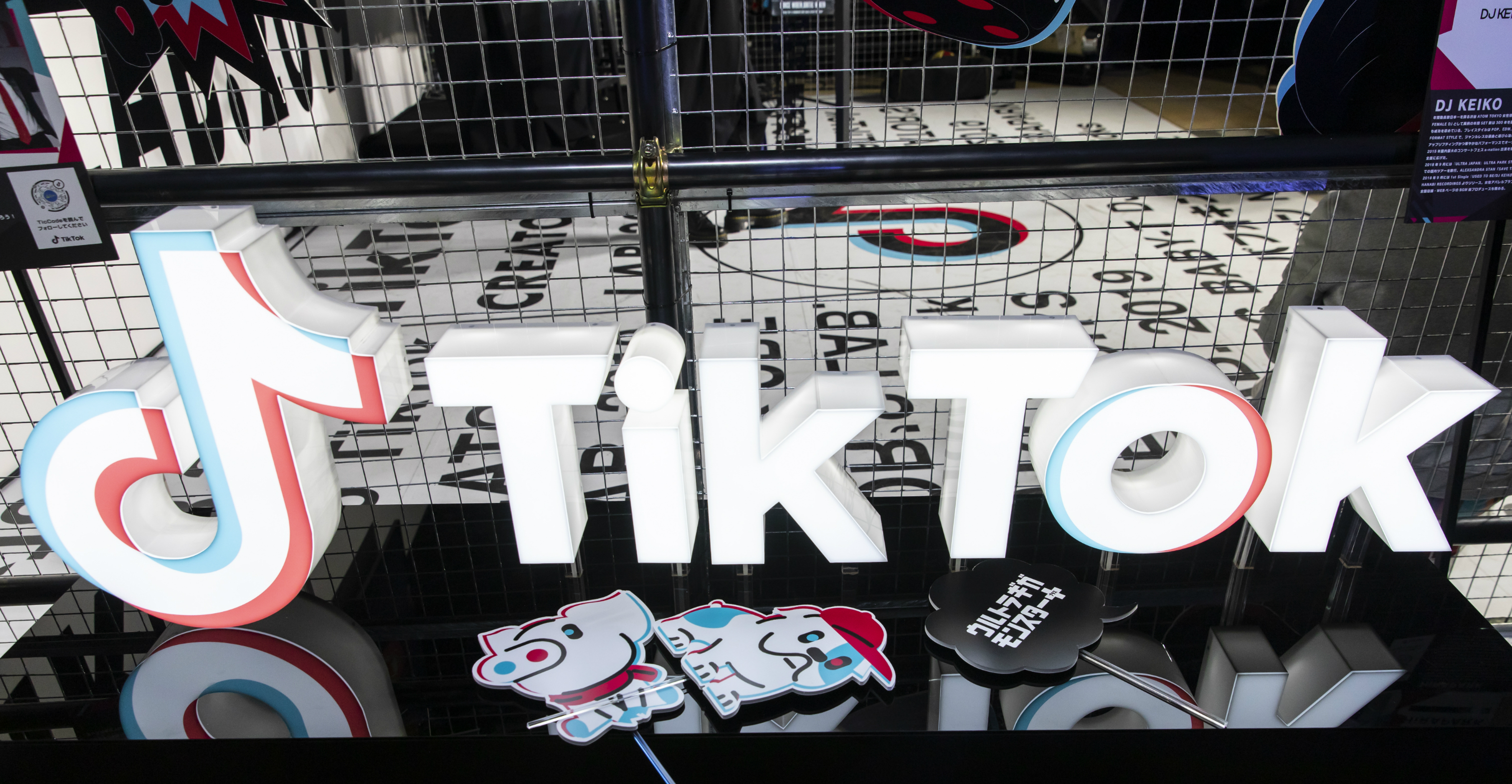 About 60 percent of TikTok's 26.5 million monthly active users in the United States are between the ages of 16 and 24. Photo: Bloomberg