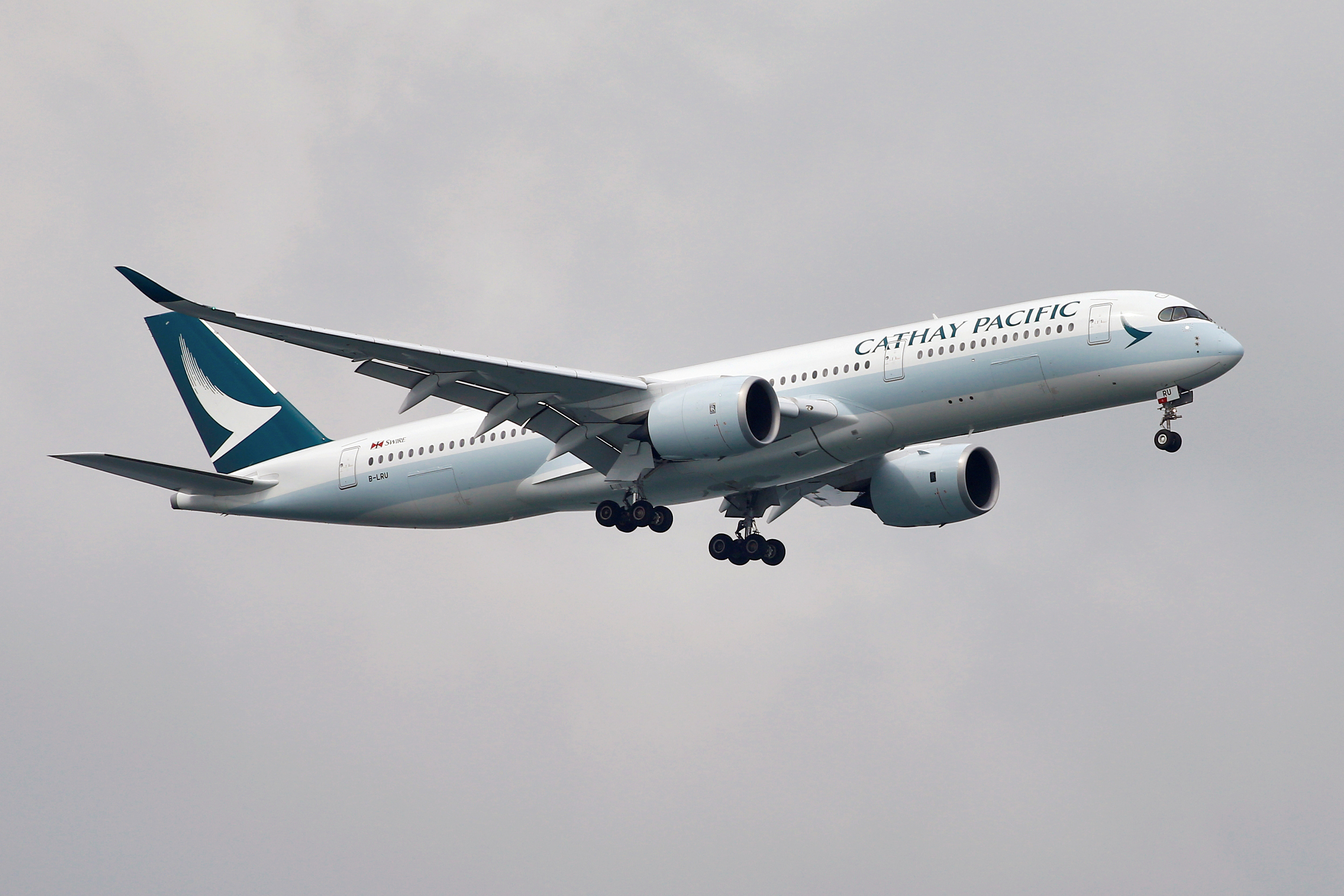 Already reeling from the Hong Kong protests crisis, Cathay Pacific has suffered another, and perhaps bigger, blow due to the China coronavirus. Photo: Reuters